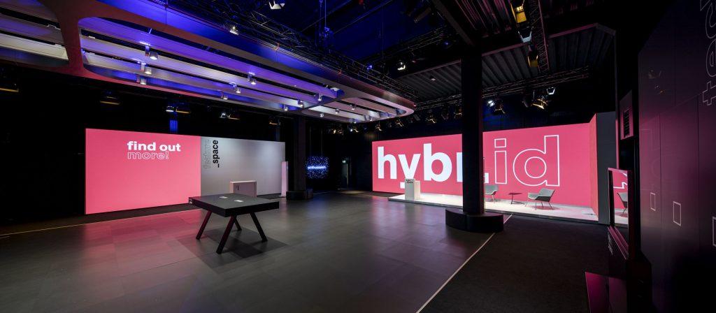SAFETYSPACE Sicherheitskonzept - Hybridspace