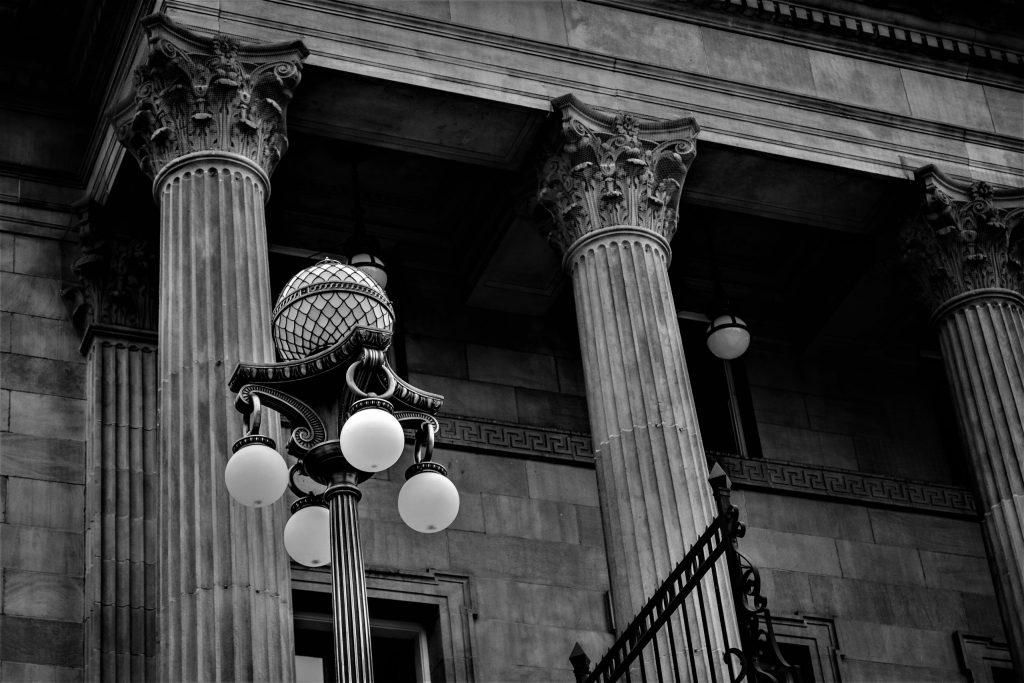 SAFETYSPACE Gerichtsgebäude