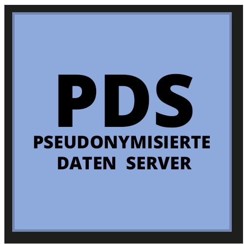 Pseudonymisierte Daten Server
