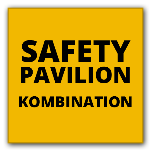 SAFETY Pavilion Kombination