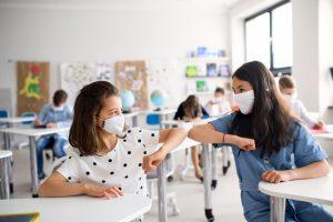 Lösungsansätze für den Schulbetrieb während der Pandemie.