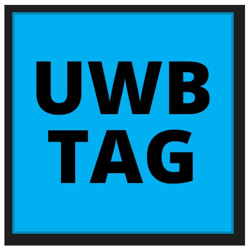 UWB Tag